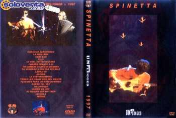 spinetta unplugged dvd
